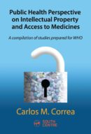 Bk_2016_Public Health Perspective on IP and Access to Medicines_EN_001